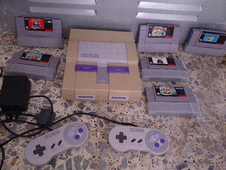 Videojuegos y Consolas: supernintendo americana - Foto 2 - 48841009