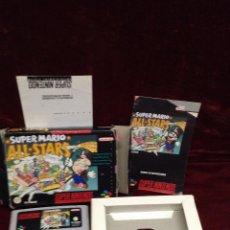 Videojuegos y Consolas: MARIO ALL STARS. Lote 50580331