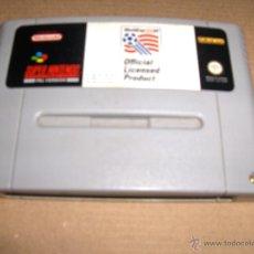 Videojuegos y Consolas: WORLD CUP USA 94 SUPERNINTENDO. Lote 50754646