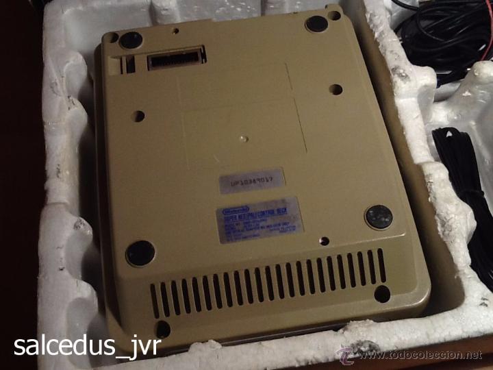 Videojuegos y Consolas: Consola Super Nintendo SNES PAL Completa con Caja Embalaje Original Funcionando Regular - Foto 12 - 163379714