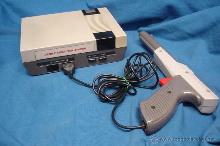 Consola De Juegos Family Computer System Revi Comprar