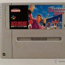Videojuegos y Consolas: JUEGO SUPER NINTENDO EURO FOOTBALL CHAMP. Lote 68199690