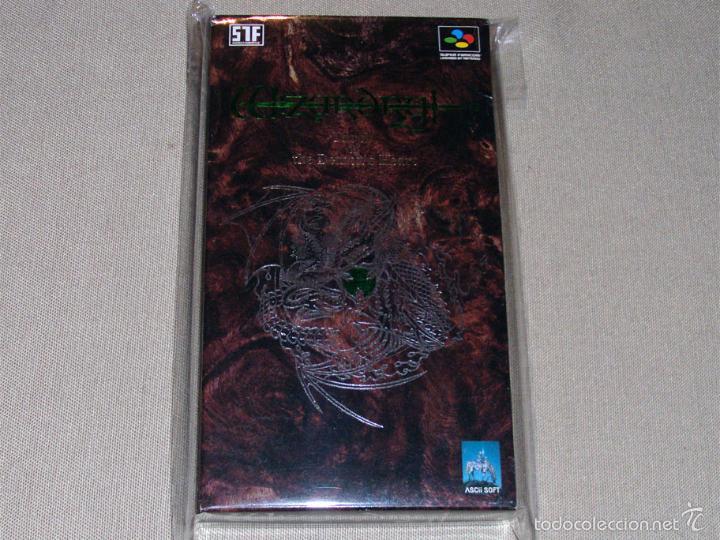 WIZARDRY: THROB OF THE DEMON'S HEART, EN PERFECTO ESTADO NTSC JAP -SNES- (Juguetes - Videojuegos y Consolas - Nintendo - SuperNintendo)
