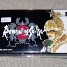 Videojuegos y Consolas: ROMANCING SAGA 2, EN PERFECTO ESTADO NTSC JAP -SNES-. Lote 59942507