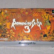 Videojuegos y Consolas: ROMANCING SAGA 3, EN PERFECTO ESTADO NTSC JAP -SNES-. Lote 59942511