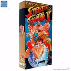 Videojuegos y Consolas: STREET FIGHTER II 2 / JUEGO SUPER FAMICOM SUPER NINTENDO SNES / NTSC / CAPCOM 1992. Lote 55821976