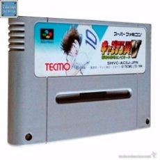 Videojuegos y Consolas: CAPITAN TSUBASA V 5 / SUPER FAMICOM NINTENDO SNES / NTSC / TECMO 1994 (CAMPEONES OLIVER Y BENJI). Lote 60109207