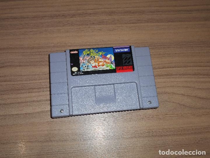 POCKY & ROCKY JUEGO SUPER NINTENDO SNES VERSION USA (Juguetes - Videojuegos y Consolas - Nintendo - SuperNintendo)