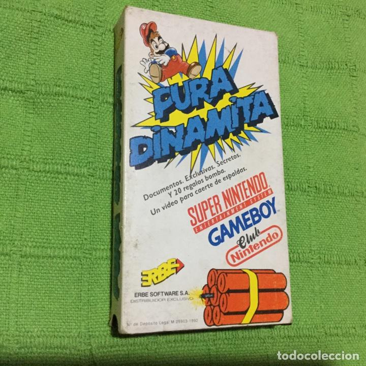 Videojuegos y Consolas: Pura Dinamita - ERBE Software - Súper Nintendo - GameBoy - Foto 2 - 64055693