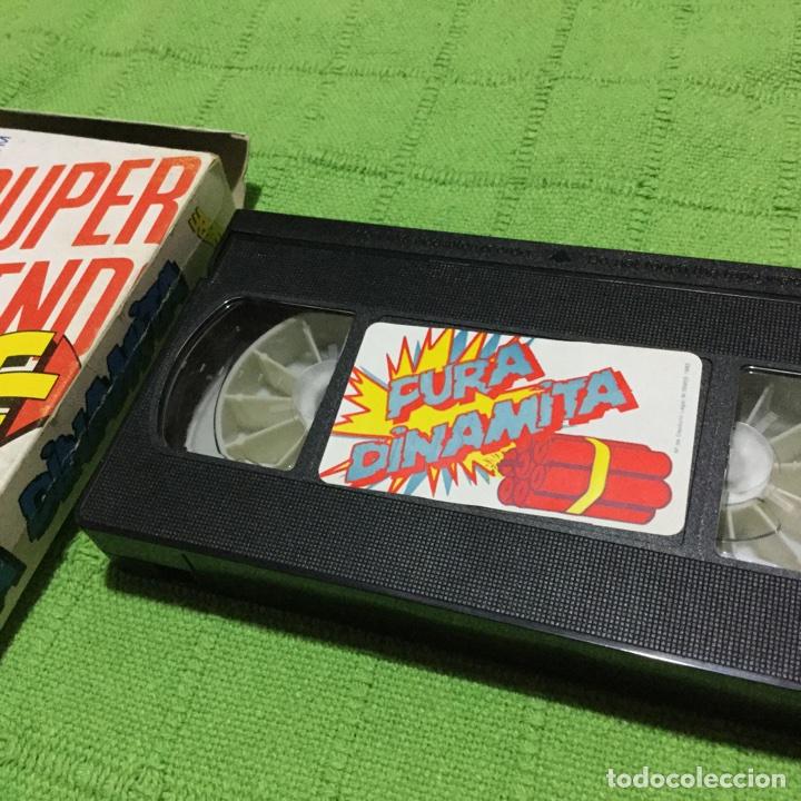 Videojuegos y Consolas: Pura Dinamita - ERBE Software - Súper Nintendo - GameBoy - Foto 5 - 64055693
