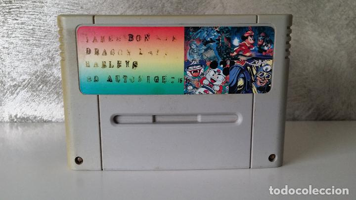 JUEGO SUPER NINTENDO 4 EN 1 (Juguetes - Videojuegos y Consolas - Nintendo - SuperNintendo)