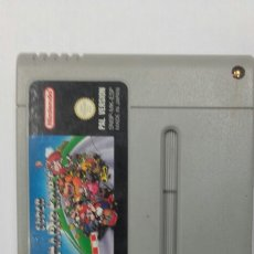 Videojuegos y Consolas: SUPER MARIO KART SUPER NINTENDO. Lote 64584361