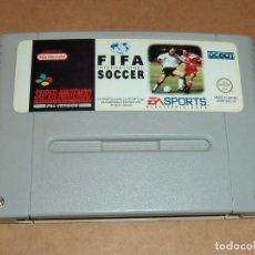 Videojuegos y Consolas: FIFA INTERNATIONAL SOCCER PARA NINTENDO SNES, PAL. Lote 66125866
