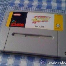 Videojuegos y Consolas: STREET RACER JUEGO PARA SUPER NINTENDO SNES NES PAL CARTUCHO EN BUEN ESTADO. Lote 103043726