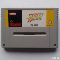 Videojuegos y Consolas: JUEGO SUPER NINTENDO SNES STREET RACER SOLO CARTUCHO PAL EUR R5527. Lote 75683967