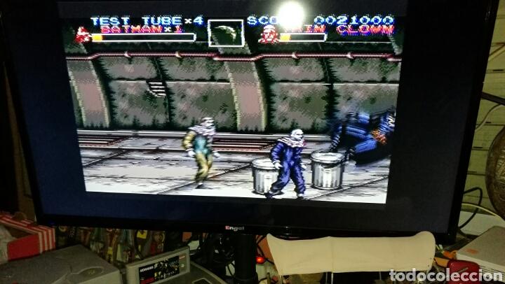 Videojuegos y Consolas: Batman returns para super Nintendo snes con caja . Original konami - Foto 5 - 76090850