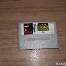 Videojuegos y Consolas: FIFA SOCCER 96 JUEGO ORIGINAL SUPER NINTENDO SNES PAL ESPAÑA. Lote 82457248