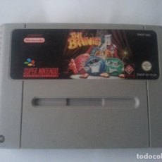 Videojuegos y Consolas: THE BRAINIES PAL SUPERNINTENDO SUPER NINTENDO. Lote 83477160