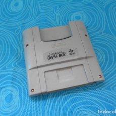 Videojuegos y Consolas: SUPER NINTENDO ENTERTAINMENT SYSTEM. Lote 86731852