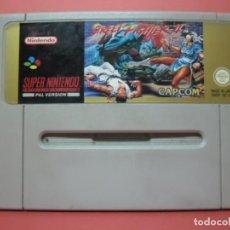 Videojuegos y Consolas: JUEGO STREET FIGHTER II - SUPER NINTENDO. Lote 89718316