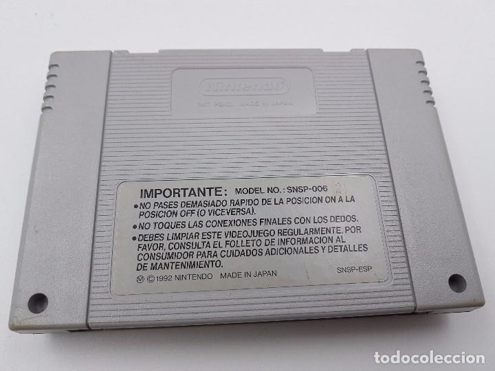 Videojuegos y Consolas: Juego Parodius Super Nintendo SNES pal España.Muy RARO.Combino Envios - Foto 2 - 91457545