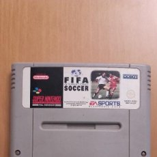 Videojuegos y Consolas: FIFA INTERNATIONAL SOCCER SUPER NINTENDO SNES. Lote 91459445