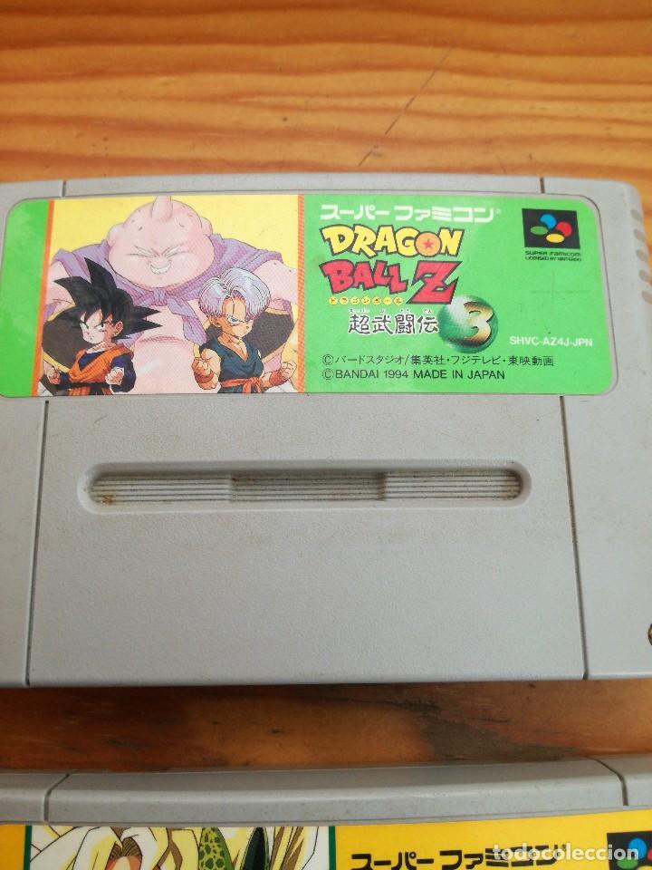 Videojuegos y Consolas: LOTAZO DE DOS JUEGAZOS SUPER FAMICOM, JAPONESES Y UN ADAPTADOR. - Foto 2 - 91543230