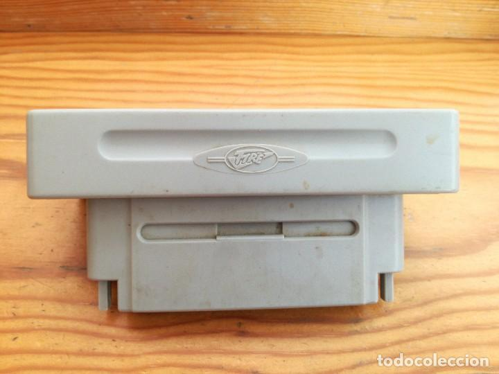 Videojuegos y Consolas: LOTAZO DE DOS JUEGAZOS SUPER FAMICOM, JAPONESES Y UN ADAPTADOR. - Foto 5 - 91543230