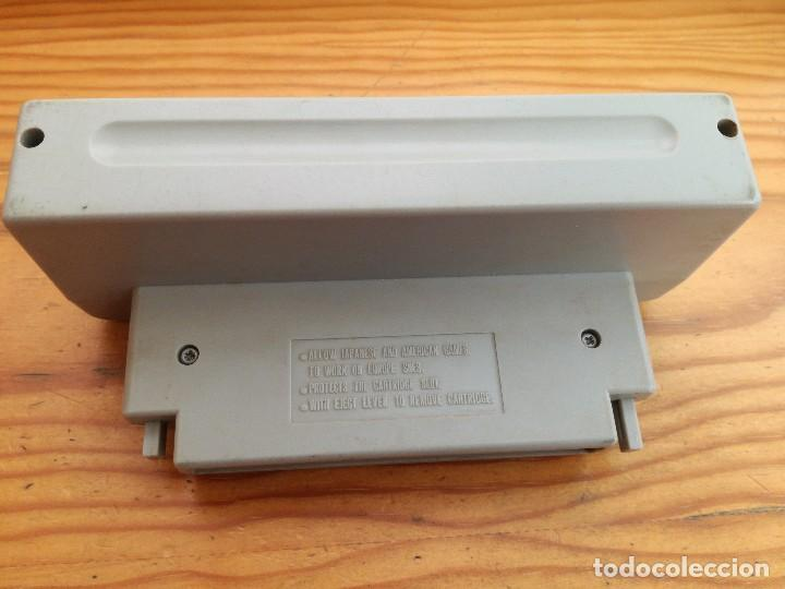 Videojuegos y Consolas: LOTAZO DE DOS JUEGAZOS SUPER FAMICOM, JAPONESES Y UN ADAPTADOR. - Foto 6 - 91543230