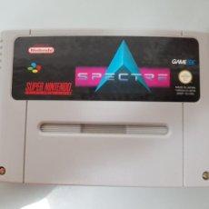 Videojuegos y Consolas: JUEGO SPECTRE SUPER NINTENDO SNES. Lote 94573003