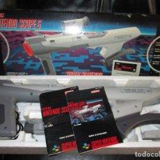 Videojuegos y Consolas: SUPER NES SUPER NINTENDO (SNES) ~ NINTENDO SCOPE 6 ~ PAL VERSION. Lote 95136115