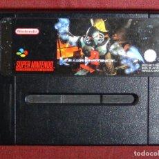 Videojuegos y Consolas: JUEGO SUPERNINTENDO O SUPER NINTENDO SNES - KILLER INSTINCT. Lote 95416967