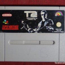 Videojuegos y Consolas: JUEGO SUPERNINTENDO O SUPER NINTENDO SNES - TERMINATOR 2. Lote 95417107