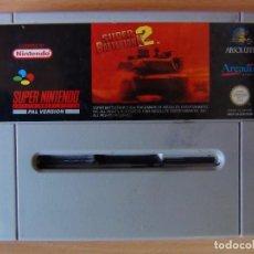 Videojuegos y Consolas: JUEGO SUPERNINTENDO SUPER BATTLETANK 2. Lote 95476287