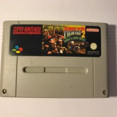 Videojuegos y Consolas: VIDEOJUEGO DONKEY KONG COUNTRY 2 - DIDDY'S KONG QUEST - CARTUCHO SUPER NINTENDO - 1992. Lote 95731536