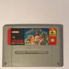 Videojuegos y Consolas: VIDEOJUEGO SUPER ADVENTURE ISLAND - CARTUCHO SUPER NINTENDO - 1992. Lote 95732255