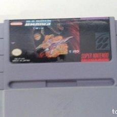 Videojuegos y Consolas: JUEGO PARA SUPER NINTENDO DARIUS TWIN. Lote 97264795