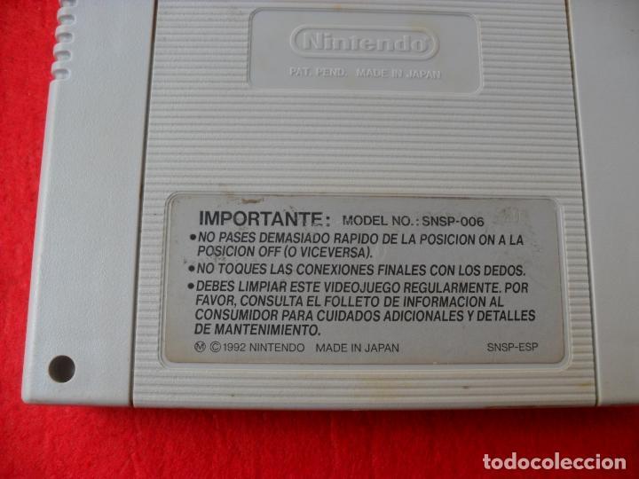 Videojuegos y Consolas: juego supernintendo rival truf - Foto 3 - 99084975
