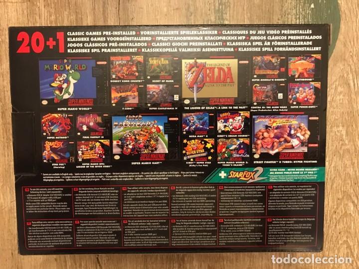 Snes Classic Mini Comprar Videojuegos Y Consolas Supernintendo En