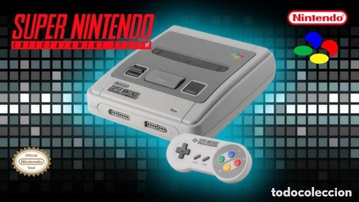 Videojuegos y Consolas: Consola SUPER NINTENDO MINI con 2 MANDOS 21 Juegos CASTLEVANIA , ZELDA ETC.. NUEVA SIN ESTRENAR - Foto 5 - 99184027