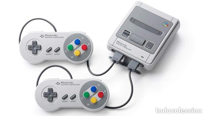 Videojuegos y Consolas: Consola SUPER NINTENDO MINI con 2 MANDOS 21 Juegos CASTLEVANIA , ZELDA ETC.. NUEVA SIN ESTRENAR - Foto 6 - 99184027