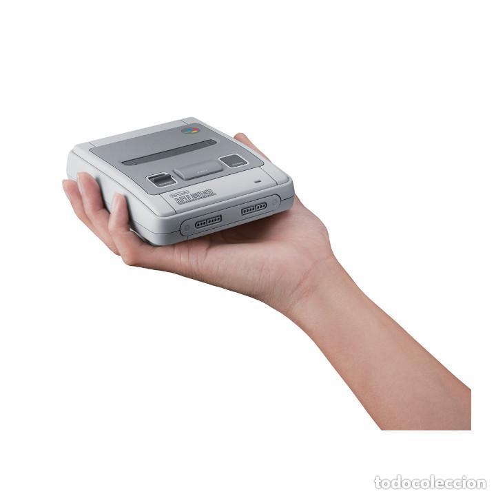 Videojuegos y Consolas: Consola SUPER NINTENDO MINI con 2 MANDOS 21 Juegos CASTLEVANIA , ZELDA ETC.. NUEVA SIN ESTRENAR - Foto 7 - 99184027