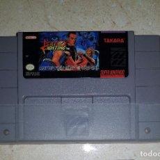 Videojuegos y Consolas: JUEGO SUPER NINTENDO- ART OF FIGHTING NTSC USA SNES . Lote 100968139