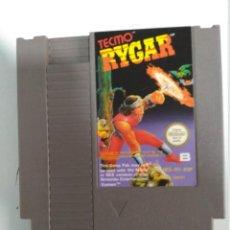 Videojuegos y Consolas: NINTENDO TECMO RYGAR 1985. Lote 101025003
