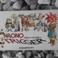 Videojuegos y Consolas: CHRONO TRIGGER JAP. Lote 101025671