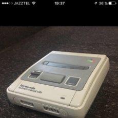Videojuegos y Consolas: CONSOLA SÚPER FAMICOM. Lote 101295515