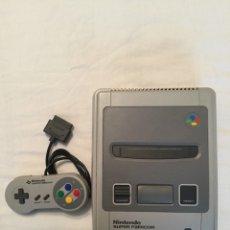 Videojuegos y Consolas: CONSOLA SÚPER FAMICOM. Lote 101303216