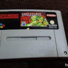 Videojuegos y Consolas: SUPER NINTENDO JUEGO BATTLE CLASH PAL VERSION ESPAÑOL. SNES 1992. Lote 102051887