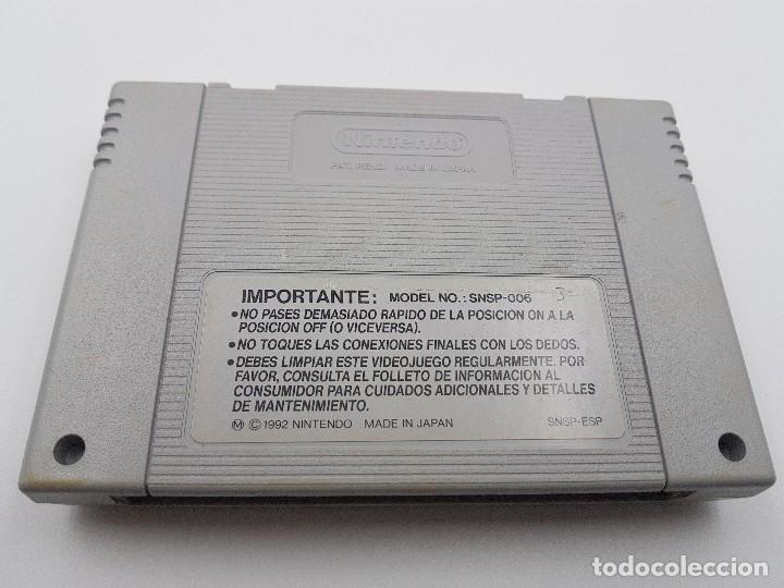 Videojuegos y Consolas: JUEGO NINTENDO SCOPE 6 SUPER NINTENDO NES ESPAÑA SNES PAL.COMBINO ENVIO - Foto 2 - 125374971