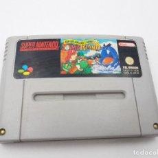 Videojuegos y Consolas: SUPER MARIO WORLD 2 YOSHI´S ISLAND SUPER NINTENDO SNES PAL.COMBINO ENVIO. Lote 102975455